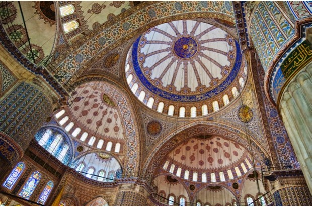 The majesty of Istanbul's 'Blue Mosque' © Getty Images