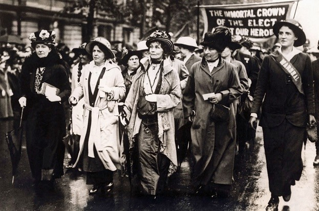 Emmeline Pankhurst: Mother of the Vote © Getty Images