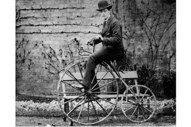 How dangerous was the penny-farthing? © Getty Images