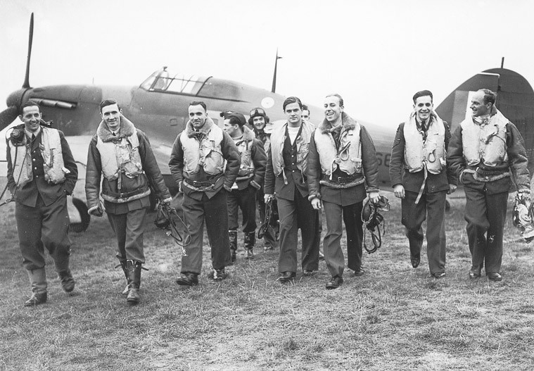 Heroes of the Battle of Britain