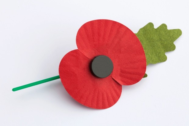 Where do the red poppies come from? © iStock