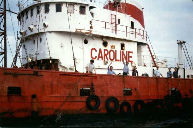 Who was the 'Caroline' in Radio Caroline?