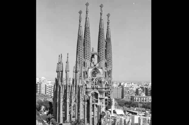 Five facts about La Sagrada Familia © Getty Images