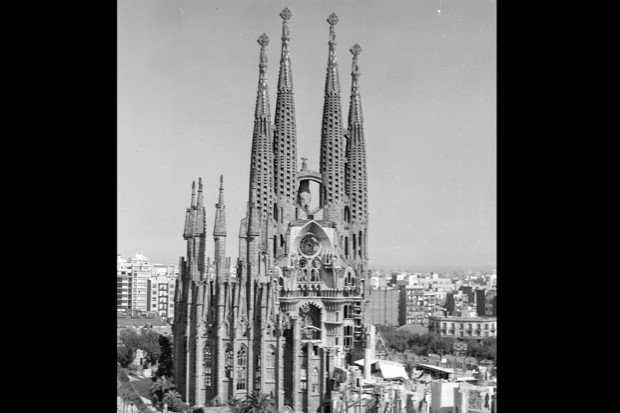 Five facts about La Sagrada Familia © Getty Images