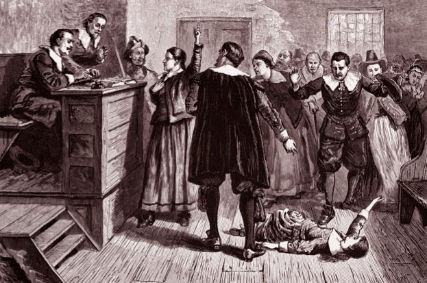 Salem Witch Trials © Getty Images
