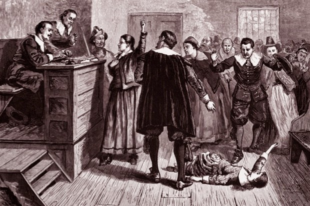 Salem Witch Trials © Getty Images