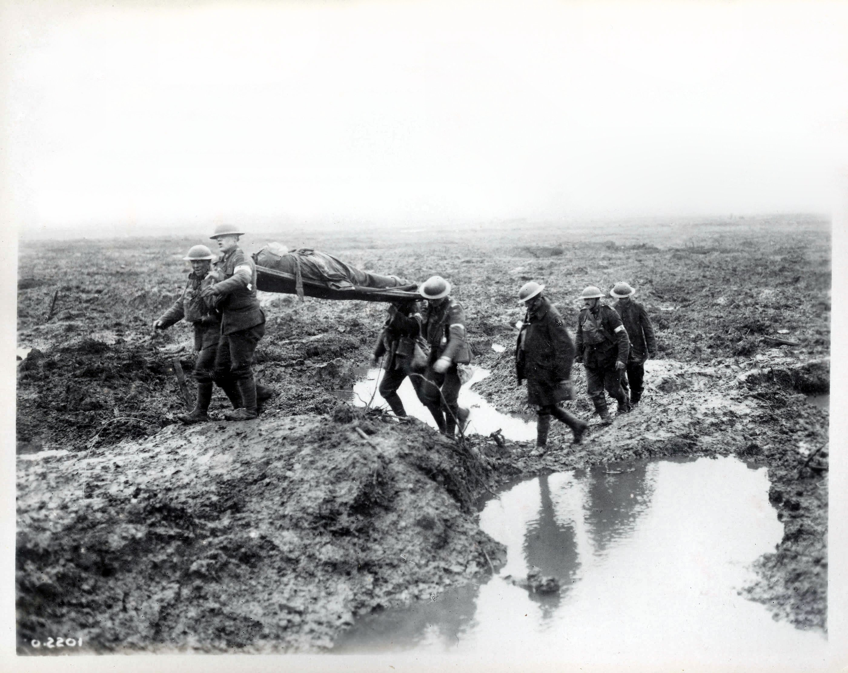 Passchendaele: Who really won the battle? © Getty Images