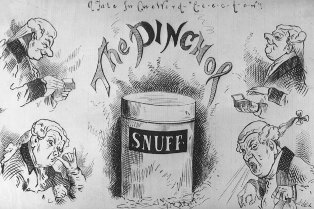 What was snuff? © Getty Images