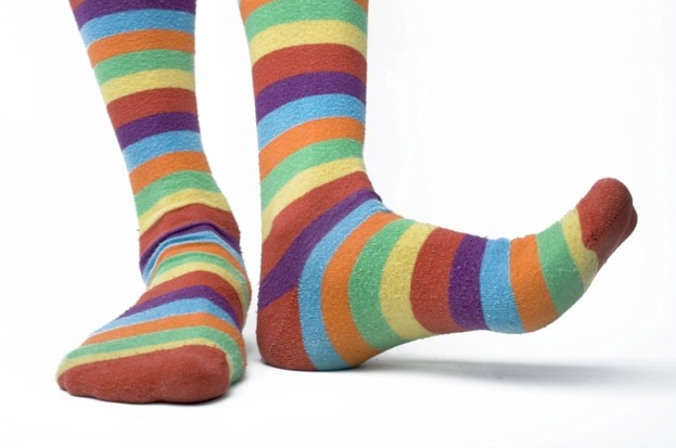 Why we say: 'put a sock in it' © Getty Images