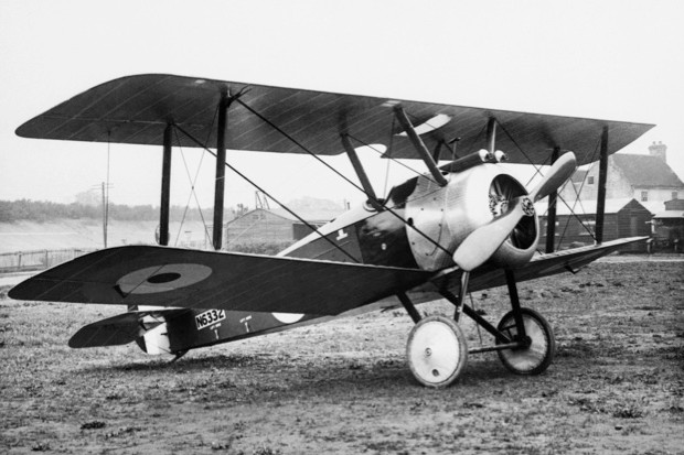 Five facts about the Sopwith Camel © Getty Images
