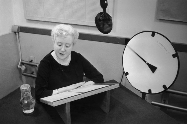 Who voiced the original speaking clock? © Getty Images