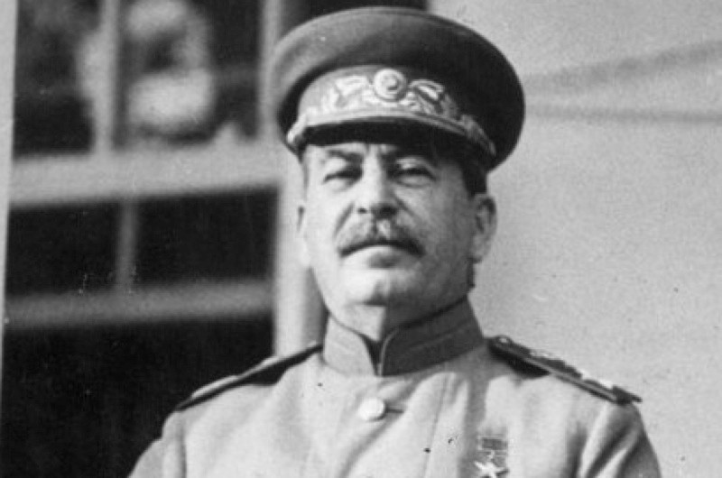 Who would invite Joseph Stalin to a dinner party? © Wikimedia Commons