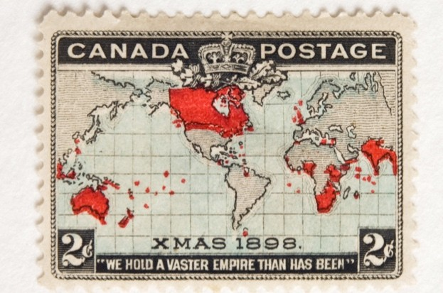 When was the first Christmas stamp issued? © Washington Post