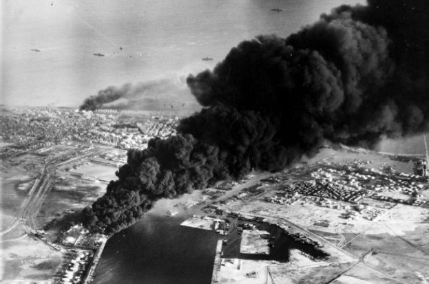 In a nutshell: the Suez Crisis © Getty Images