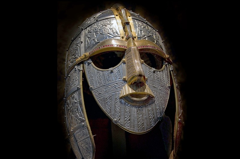 Who was buried at Sutton Hoo? © Getty Images