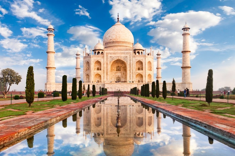 Five facts about… the Taj Mahal © iStock