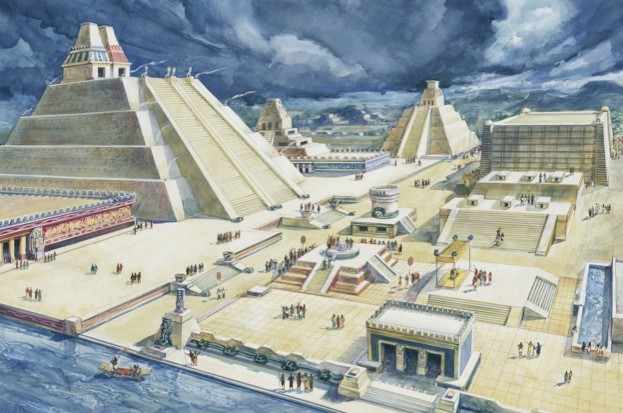 Five facts about Tenochtitlán © Getty Images