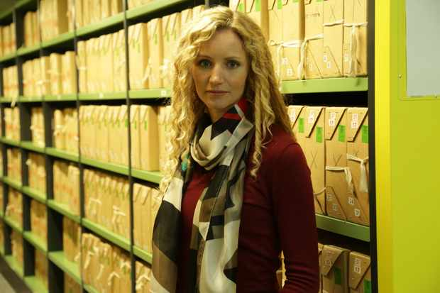 EXCLUSIVE: Interview with Dr. Suzannah Lipscomb © BBC Media