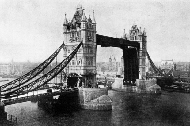 Five facts about Tower Bridge © Getty Images