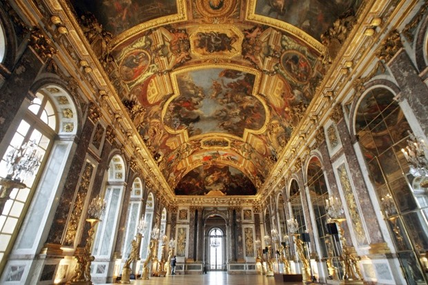 How much did it cost to build Versailles? © Getty Images