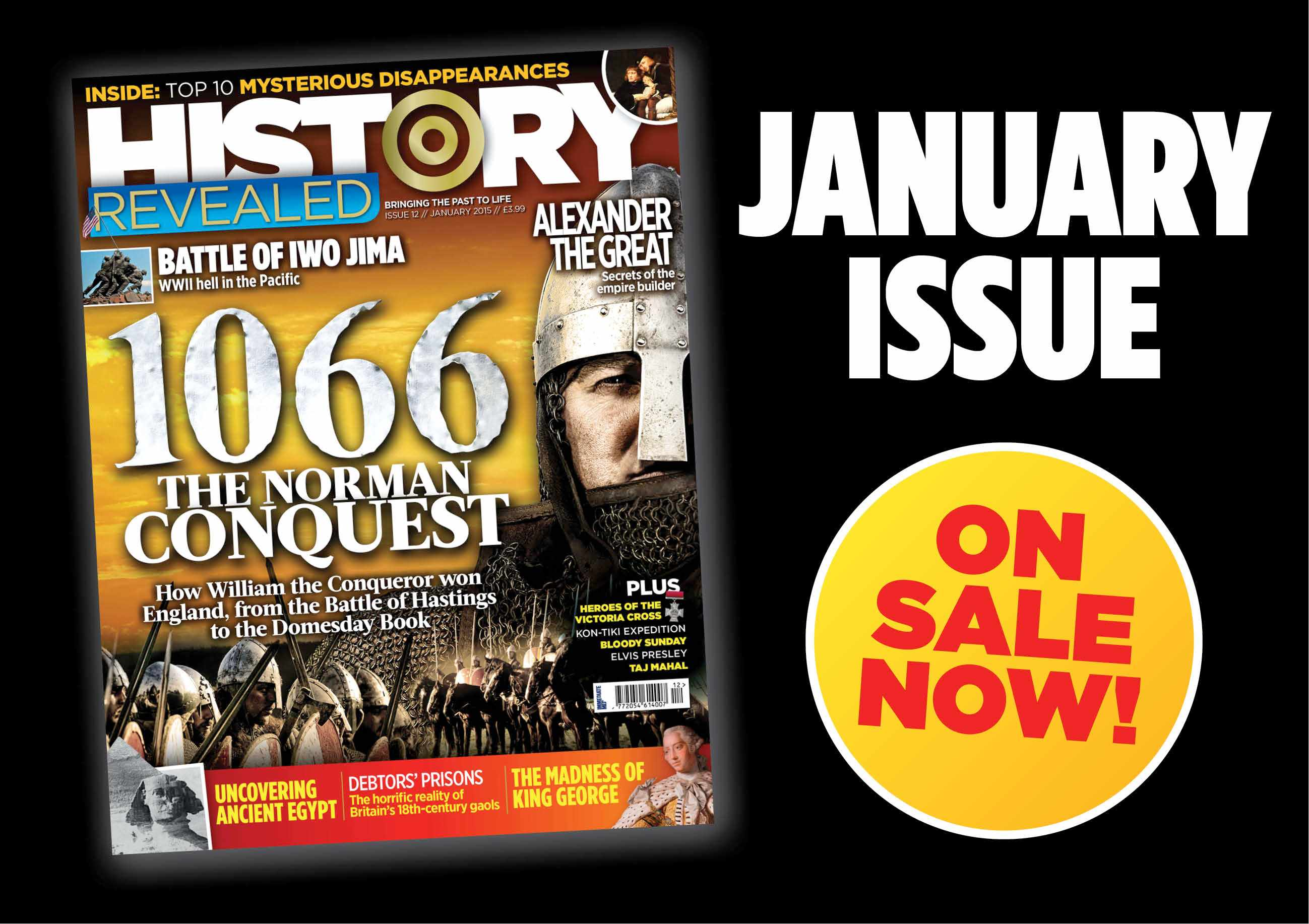History Revealed January 2015