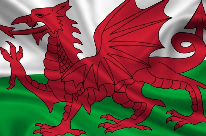 Why does the Welsh flag feature a red dragon? © iStock