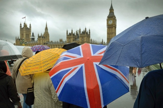 Has the British weather always been bad? © Getty Images