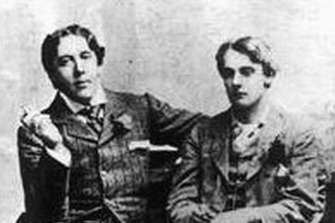 Wilde and Douglas in 1893 © Wikimedia Commons