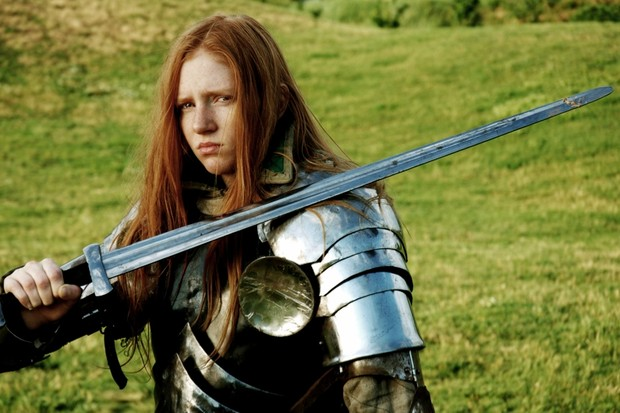 Could a woman become a knight in medieval times? © Getty Images