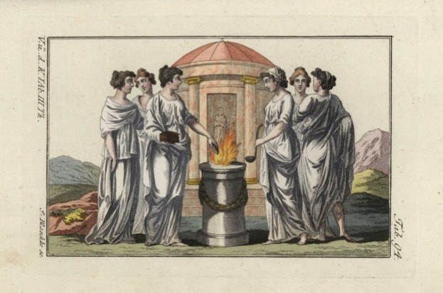 Could women in Ancient Rome hold any power? © Mary Evans Picture Library