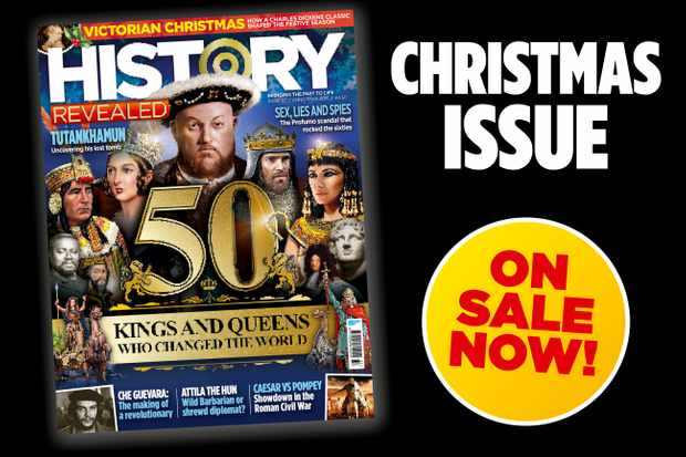 History Revealed: Christmas 2016 issue