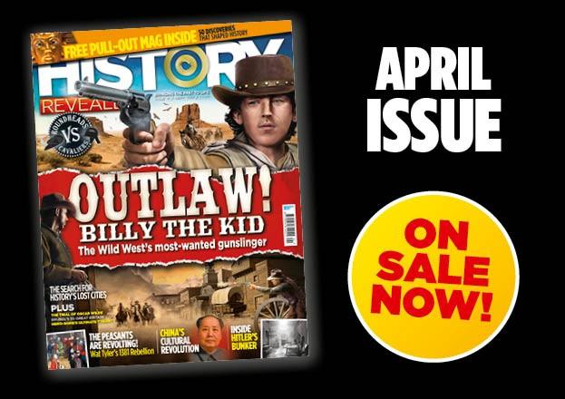 History Revealed April 2017