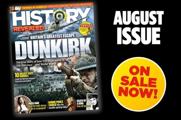 History Revealed - August 2017 issue