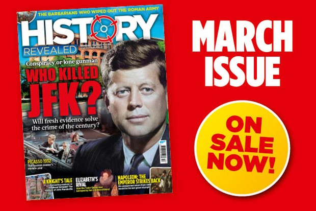 March 2018 issue on sale now!