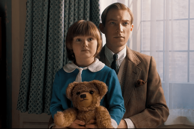 The true story behind Goodbye Christopher Robin © 2017 Twentieth Century Fox Film Corporation