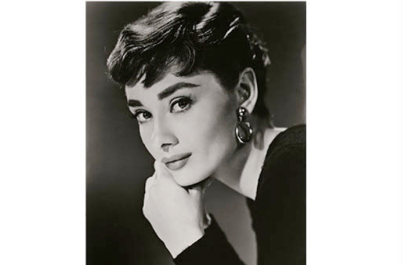 In pictures: Audrey Hepburn (public domain)