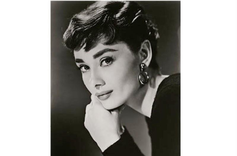 In pictures: Audrey Hepburn (public domain)