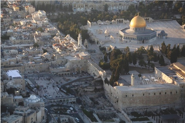 Beneath Temple Mount in Jerusalem some believe there could be a whole host of holy relics. © iStock