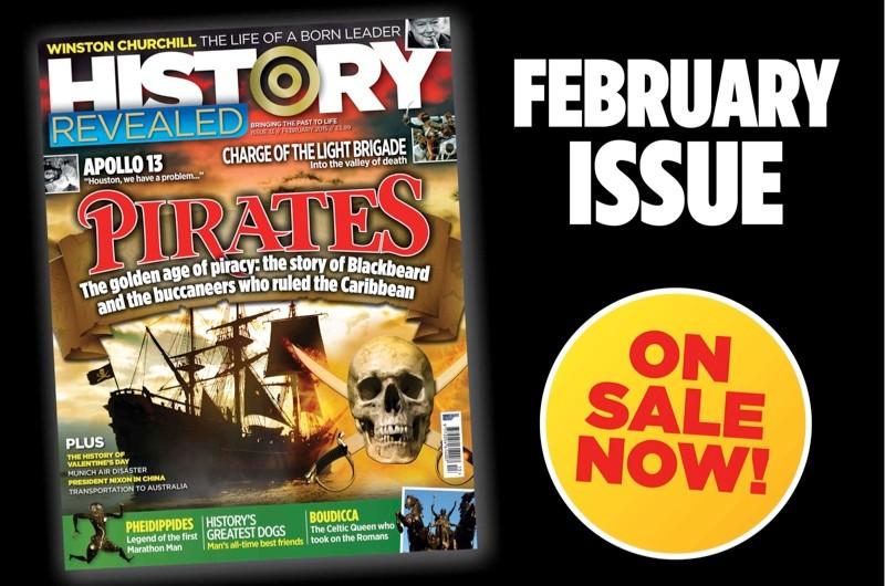 History Revealed February 2015