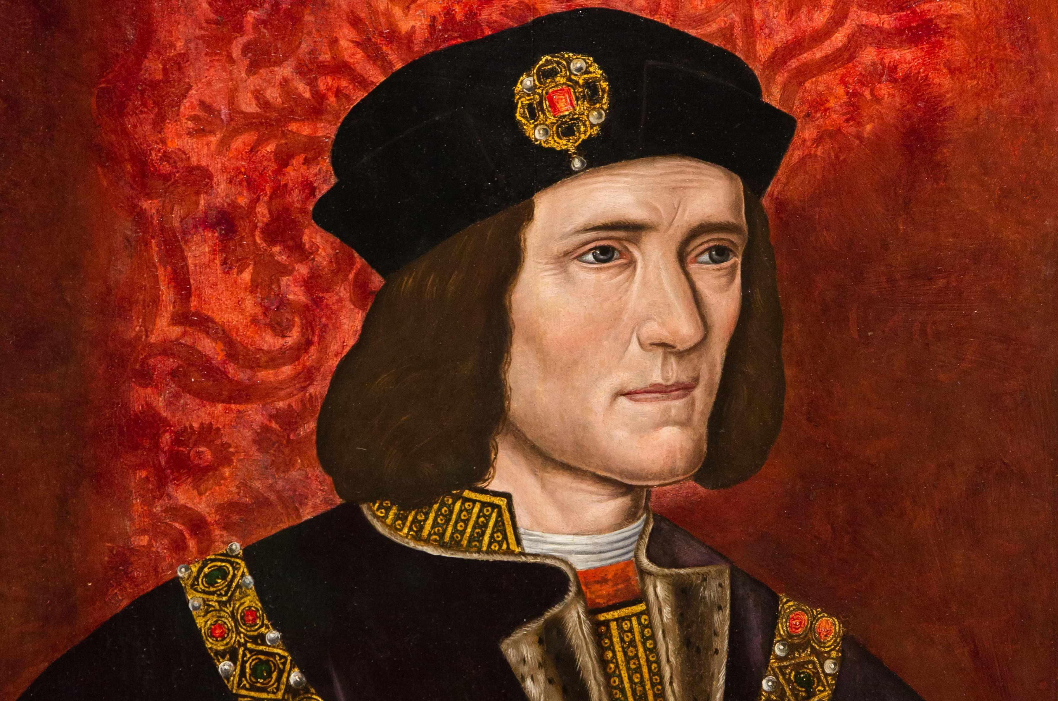 Richard III. © Alamy