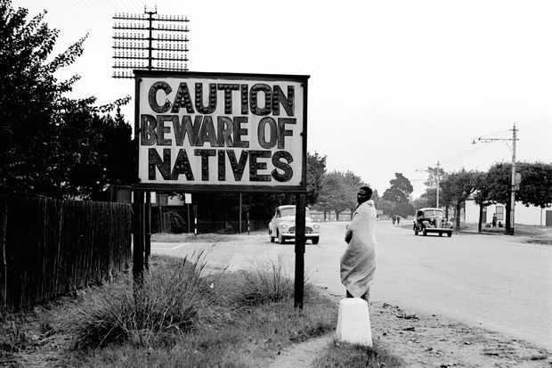 Racist Road Sign © Getty Images