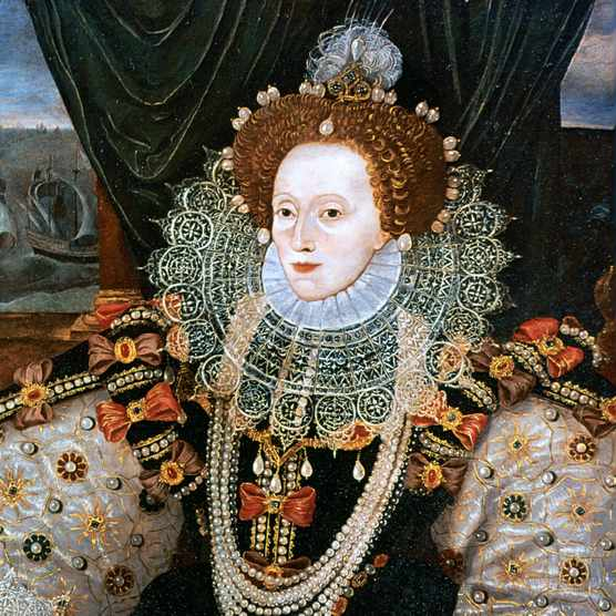 Elizabeth I c1588 © Getty