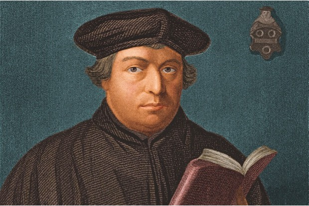 Circa 1520, Protestant reformer Martin Luther (1483 - 1546), a leading figure in the Reformation. (Photo by Stock Montage/Getty Images)