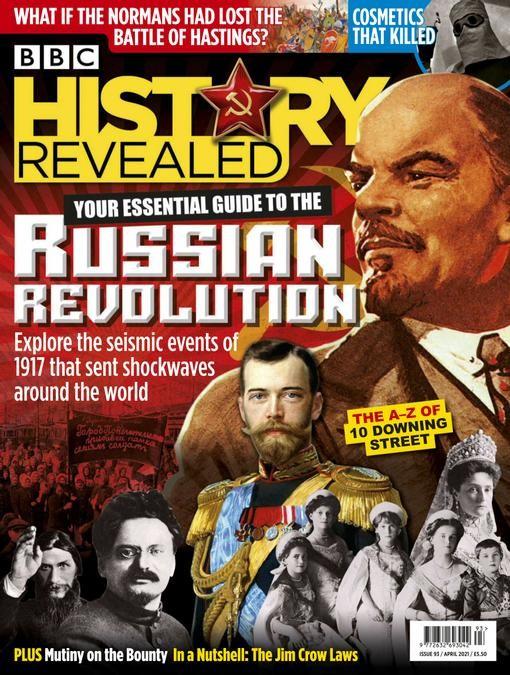 BBC History Revealed April 2021