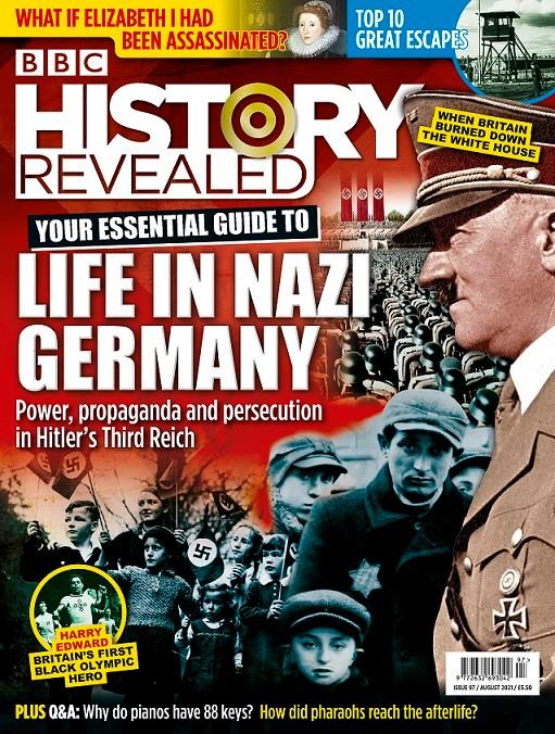 BBC History Revealed Aug 2021