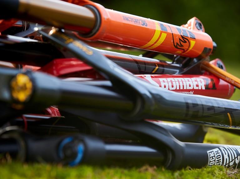 Best mountain bike suspension forks for 2020