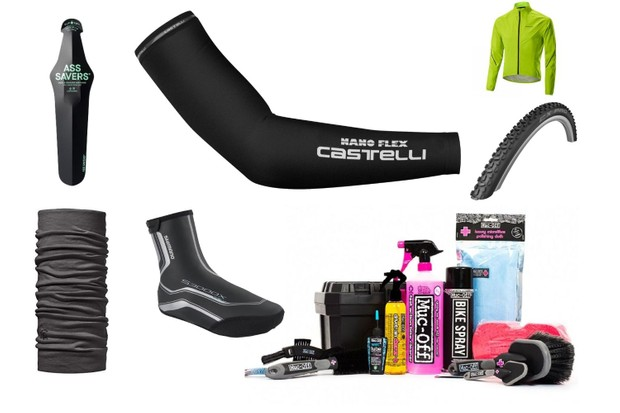 Get you and your bike ready for winter with discounted cold weather kit