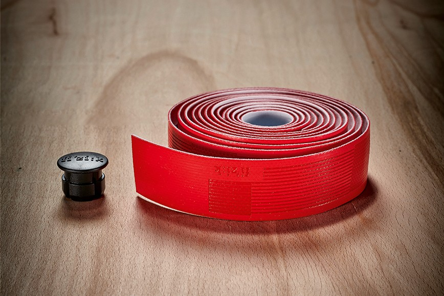 red bar tape from fizik