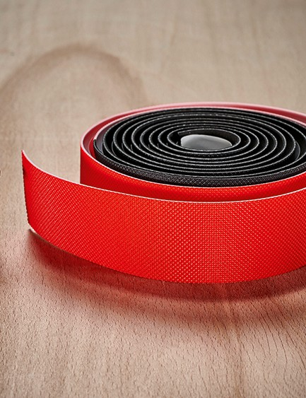 red bar tape from Specialized