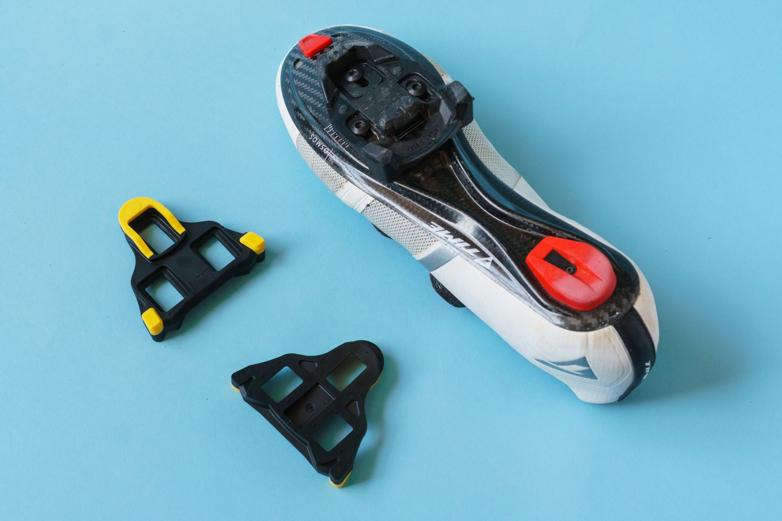 fit and adjust cleats for cycling shoes
